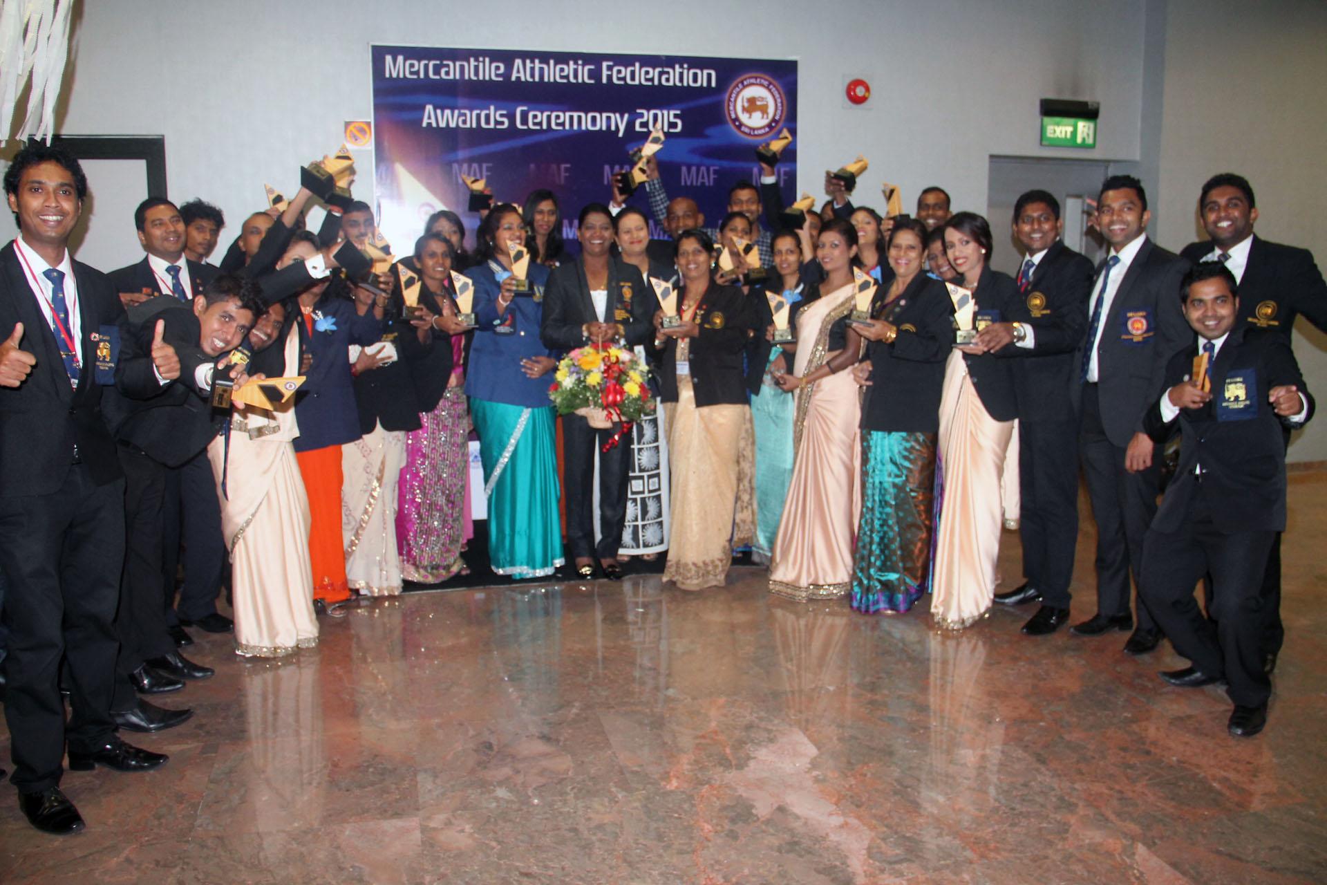 MAF Awards Ceremony 2016