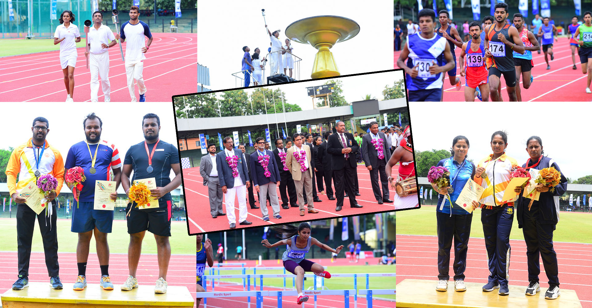 35th SLT Mercantile Athletic Championship 2018